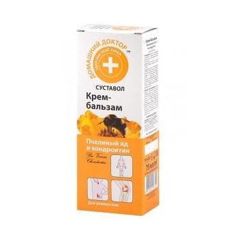 Crema antiinflamatoare intensiva pentru probleme articulare cu venin de albine si chondroitin 75 ml DOCTORUL CASEI