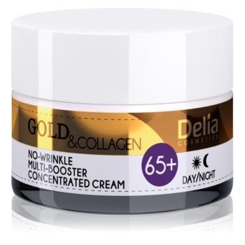 Crema antirid aur&collgen 65+  50 ml DELIA COSMETICS