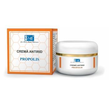 Crema antirid cu propolis 50 ml TIS