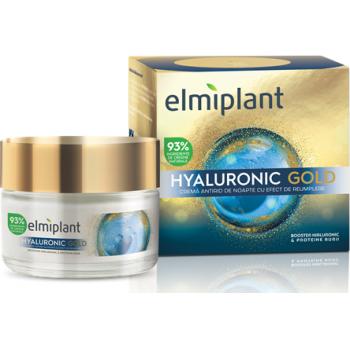 Crema antirid de noapte 50 ml HYALURONIC GOLD