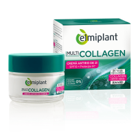 Crema antirid de zi-multi collagen spf 10