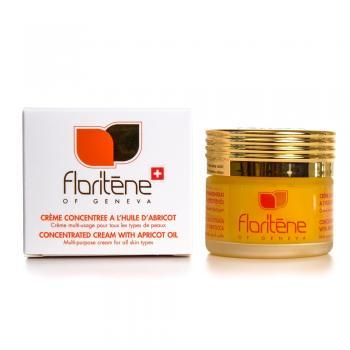 Crema concentrata cu ulei de caise 50 ml FLORITENE