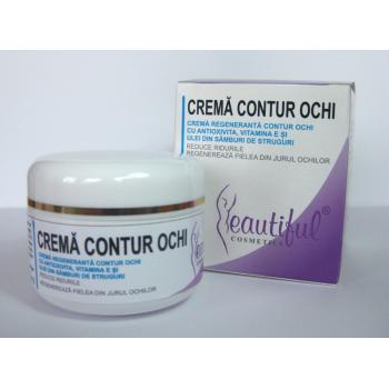 Crema contur ochi 50 ml PHENALEX