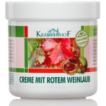 Crema cu castane si vita de vie rosie 250 ml KRAUTERHOF