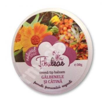 Crema cu catina si galbenele  30 ml TIBULEAC PLANT