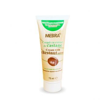 Crema cu extract de castane 75 ml MEBRA