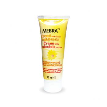 Crema cu extract de galbenele 75 ml MEBRA