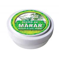 Crema cu extract de marar, ulei din germeni de grau si miere de albine