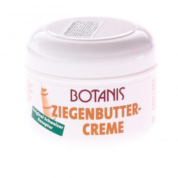 Crema cu extract din unt de lapte  de capra 200 ml BOTANIS