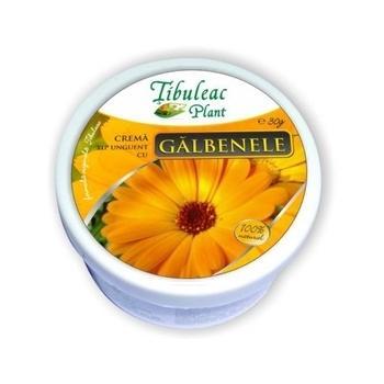 Crema cu galbenele 30 ml TIBULEAC PLANT