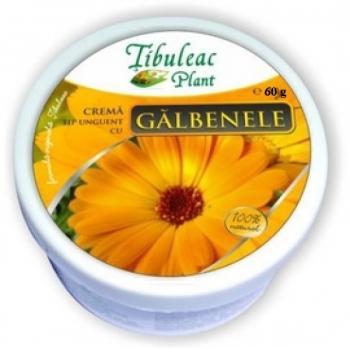 Crema cu galbenele 60 ml TIBULEAC PLANT