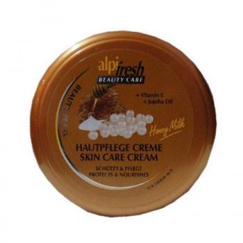 Crema cu lapte si miere 250 ml ALPIFRESH