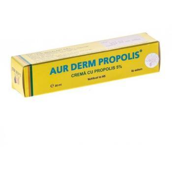 Crema cu propolis 5% 30 ml LAUR MED