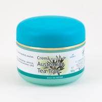Crema cu ulei de australian tea tree