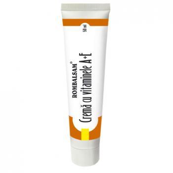 Crema cu vitaminele a + e 50 ml ROMBALSAM