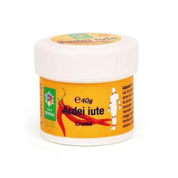 Crema de ardei iute 40 ml STEAUA DIVINA