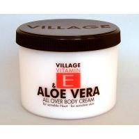 Crema de corp cu aloe vera si vitamina e
