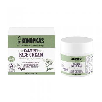 Crema de fata cu efect calmant unisex 50 ml DR. KONOPKA  S LITTLE HERBAL COMPANY