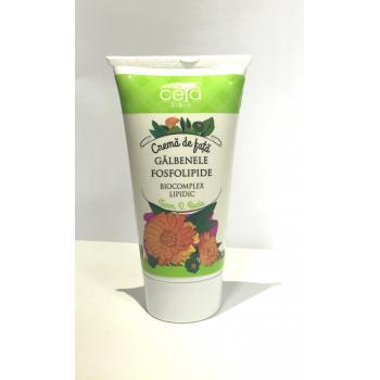 Crema de fata cu galbenele si fosfolipide 50 ml CETA