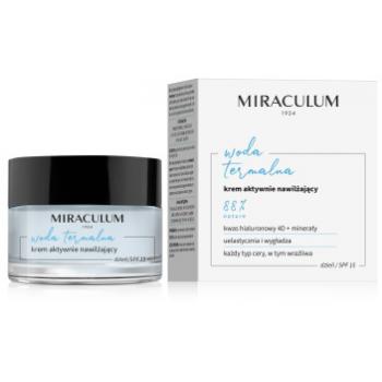 Crema de fata miraculum thermal water - de noapte 50 ml MIRACULUM