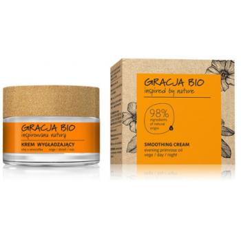 Crema de fata pentru netezire cu ulei de primula gracja bio 50 ml GRACJA