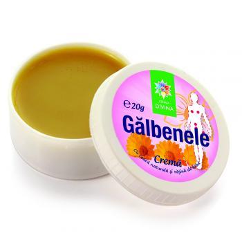 Crema de galbenele 20 ml STEAUA DIVINA