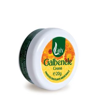 Crema de galbenele 20 ml LARIX