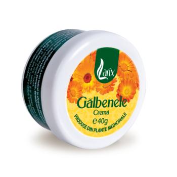 Crema de galbenele 40 ml LARIX
