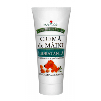 Crema de maini hidratanta 100 ml VERRE DE NATURE