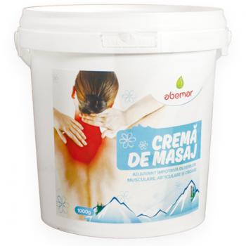 Crema de masaj 1000 ml ABEMAR