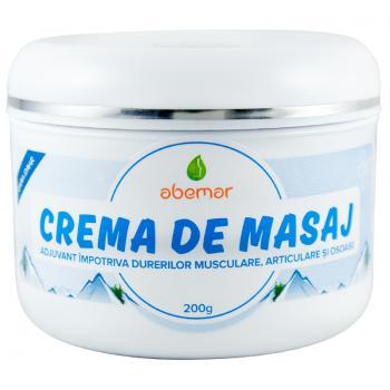 Crema de masaj 200 ml ABEMAR