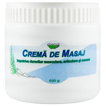 Crema de masaj 500 ml ABEMAR