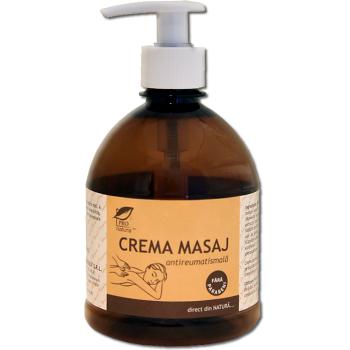 Crema de masaj antireumatismala 500 ml PRO NATURA