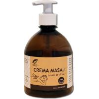 Crema de masaj cu ulei de catina