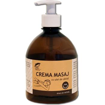 Crema de masaj cu ulei de catina 500 ml PRO NATURA