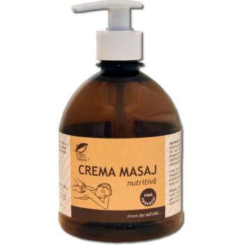 Crema de masaj nutritiva 500 ml PRO NATURA