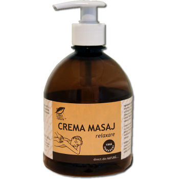 Crema de masaj relaxare 500 ml PRO NATURA