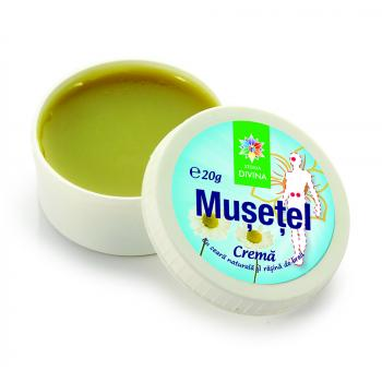 Crema de musetel 20 ml STEAUA DIVINA