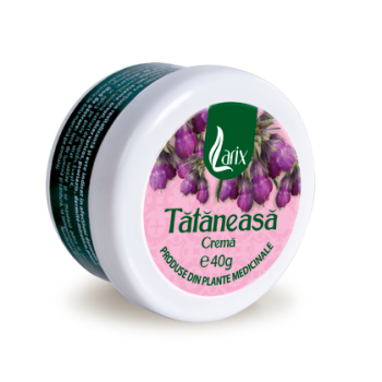 Crema de tataneasa 40 ml LARIX