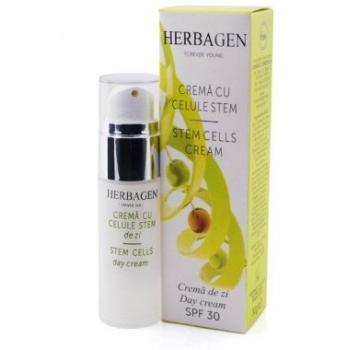 Crema de zi cu celule stem din portocala 30 ml HERBAGEN