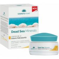 Crema de zi intens hidratanta dead sea minerals