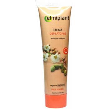 Crema depilatoare pentru piele sensibila 150 ml ELMIPLANT