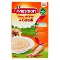 Crema din 4 cereale 4+