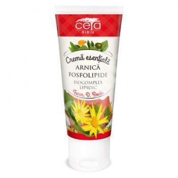 Crema esentiala cu extract de arnica si fosfolipide 50 ml CETA