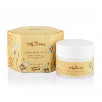 Crema hidratanta  50 ml APITERRA