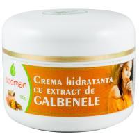 Crema hidratanta cu extract de galbenele