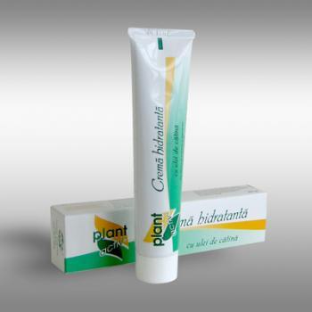 Crema hidratanta cu ulei de catina 65 ml PLANT ACTIV