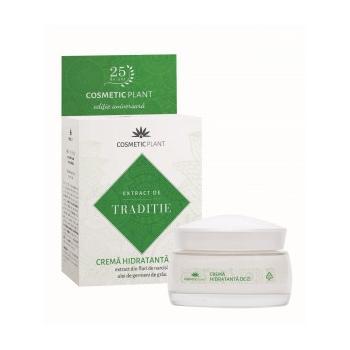Crema hidratanta de zi cu extract de traditie si flori de narcisa 50 ml COSMETIC PLANT