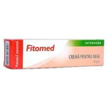 Crema impotriva negilor fitomed 10 ml CASA HERBA