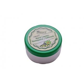 Crema marul lupului cu rostopasca si galbenele 100 ml NATURA PLANT POIENI